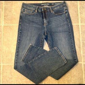 Calvin Klein straight jeans 12x32